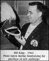 Bill King fundraising